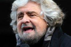 Beppe Grillo, założyciel Ruchu Pięciu Gwiazd, największy zwycięzca referendum, które pogrążyło premiera Matteo Renziego.
