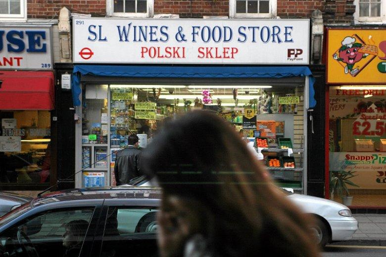 40-tysięczne Slough pod Londynem.  Około 15 proc. mieszkańców to Polacy
