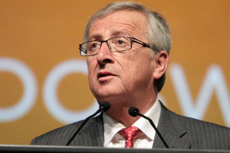 Jean-Claude Juncker wyjaśnił, co było powodem jego problemów z chodzeniem na szczycie NATO.