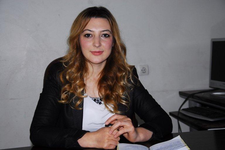Leyla İmret nowy burmistrz stutysięcznego miasta Cizre w południowo-wschodniej Turcji.
