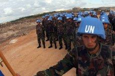 Żołnierze na misji nie zajmowali się działaniami pokojowymi.
