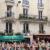 Irlandczycy potrafią się bawić po meczu - pokazali to pod balkonem w Paryżu.