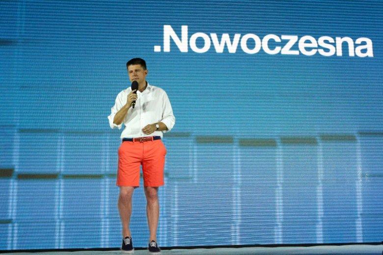 Ryszard Petru, lider Nowoczesnej, ma spore problemy ze swoim politycznym wizerunkiem, po tym jak wyjechał na urlop w trakcie sejmowego kryzysu.