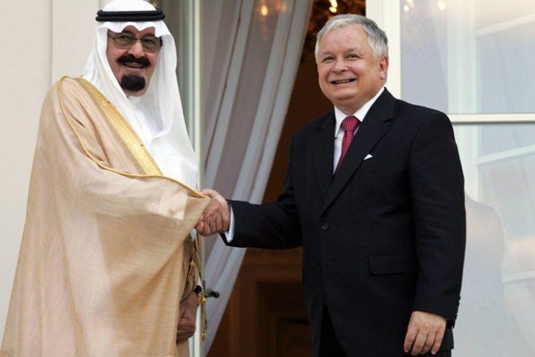 """""""Odebrać królowi Arabii Saudyjskiej polskie ordery"""" – apeluje Stowarzyszenie Europa Przyszłości"""