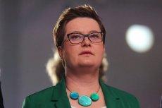 Katarzynie Lubnauer partia rozłazi się w szwach. Już ma za mało posłów, by tworzyć osobny klub parlamentarny.
