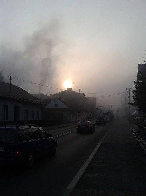Kalwaria Zebrzydowska, godz. 7.55