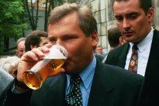 Aleksander Kwaśniewski zasłynął przed laty z zamiłowania do alkoholu. Dziś jego stosunek do picia diametralnie się zmienił.