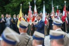Andrzej Duda wziął udział w obchodach rocznicy Powstania Warszawskiego.