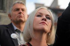 Na wczorajsze słowa premiera Morawieckiego o zatrzymaniu Władysława Frasyniuka odpowiedziała jego żona.