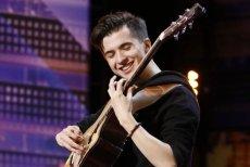 """Marcin Patrzałek wygrał już polskie """"Must be the Music"""" i włoskie """"Tú Sí Que Vales!"""". Jak pójdzie mu w """"America's Got Talent""""?"""