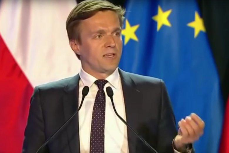 Leszek Jażdżewski po wystąpieniu przed Donaldem Tuskiem: Bądźcie odważni.