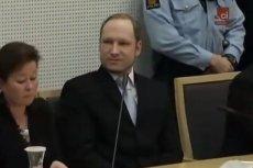 Anders Breivik domaga się lepszych warunków.