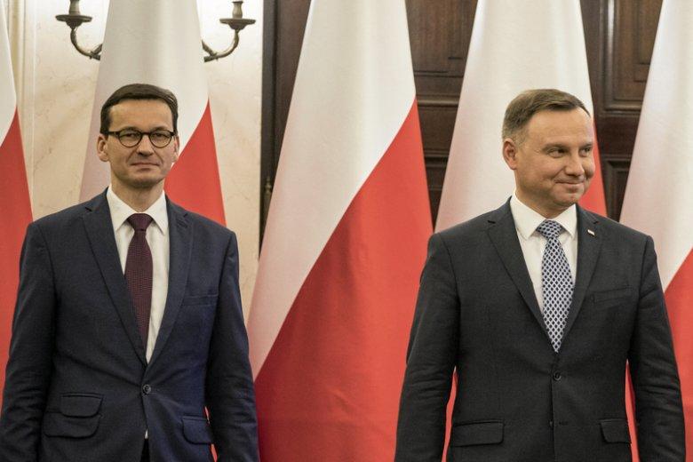Premier i prezydent porozmawiają o rekonstrukcji w Pałacu Prezydenckim.