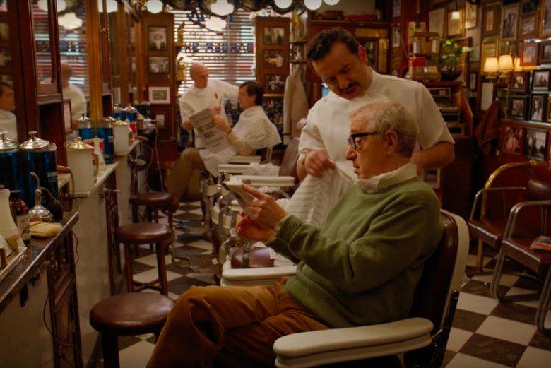 """Woody Allen w swoim pierwszym serialu w życiu - """"Crisis in Six Scenes""""."""