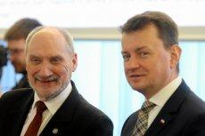 Macierewicz z Błaszczakiem po cichu zawierają porozumienie. Ten pomysł na współpracę niektórym zapachniał PRL-em.