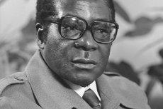 Robert Mugabe, obalony przed dwoma laty dyktator Zimbabwe zmarł w Singapurze w wieku 95 lat