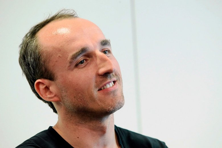 Robert Kubica w barwach Williams Martini Racing bierze udział w testach F1 na torze Catalunya pod Barceloną w Hiszpanii.