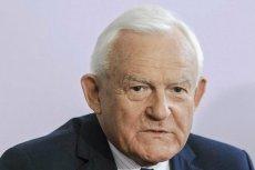 Były premier Leszek Miller w pięknych słowach pożegnał syna.
