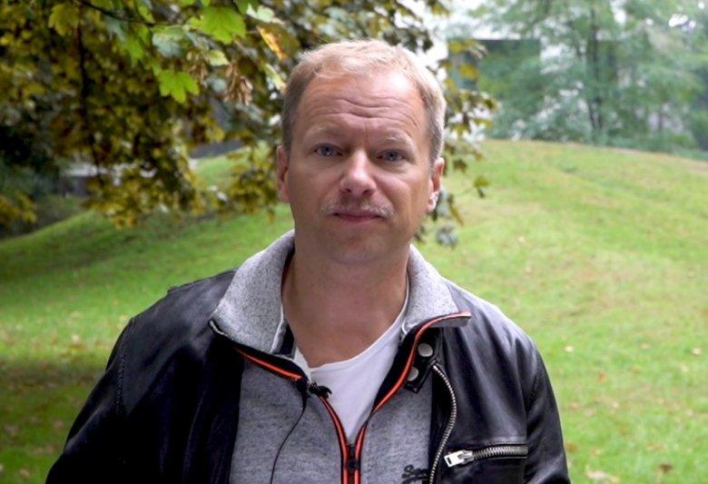 Maciej Stuhr w bardzo szczerym wywiadzie