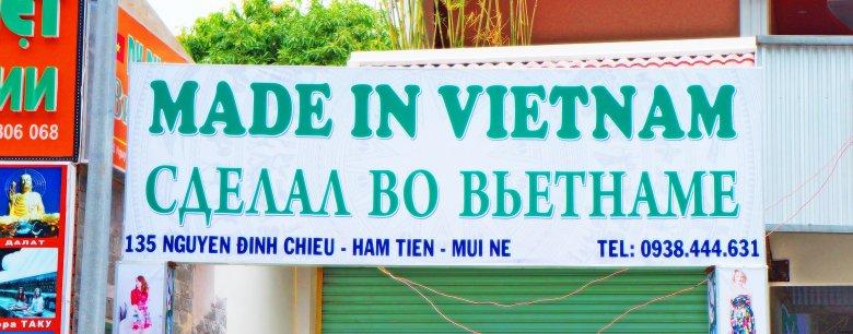 Wietnamskie nazwy tłumaczone na Rosyjski