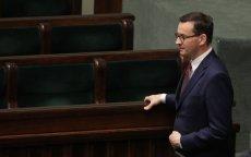 Mateusz Morawiecki wciąż nie zdecydował komu przypadnie teka ministra sportu.