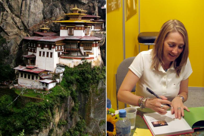 Podróżniczka Beata Pawlikowska organizuje otwartą wyprawę do Nepalu i Bhutanu. W programie podróży jest zwiedzanie słynnego Klasztoru Taktsang zwanego Tygrysim Gniazdem