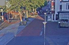 Holenderska policja pokazała nagranie z monitoringu. Widać na nim najpewniej uciekających sprawców napadu na polski sklep.