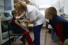 Szczepienie przeciwko odrze jest w Polsce obowiązkowe