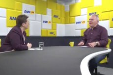 Robert Mazurek rozmawiał z szefową Nowoczesnej Katarzyną Lubnauer o bakłażanie.