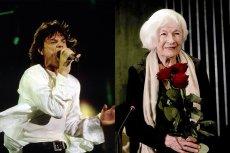 Artyści tacy, jak Mick Jagger, czy Danuta Szaflarska udowadniają, że zejść ze sceny nie warto schodzić zbyt wcześnie.