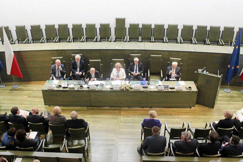 Zgromadzenie Ogólne Sędziów Sądu Najwyższego wydało uchwałę, w której stanowczo potępia działania rządu PiS.