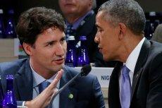 Media piszą, że premier Kanady zrobił wrażenie na Baracku Obamie.