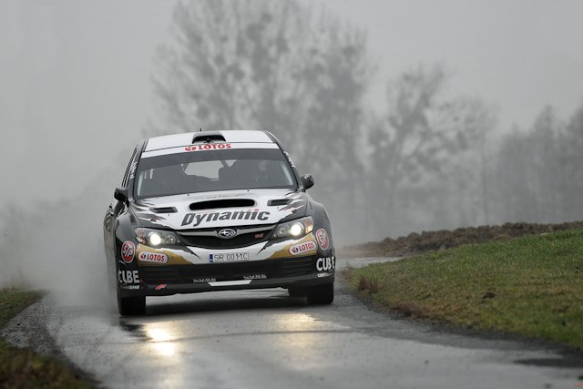 Kajetanowicz wygrał drugi rajd w tym sezonie