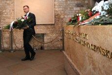 Andrzej Duda z żoną pojawią się na ponownym pogrzebie Lecha i Marii Kaczyńskich.