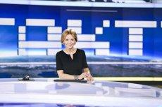 Justyna Pochanke odchodzi z TVN24.