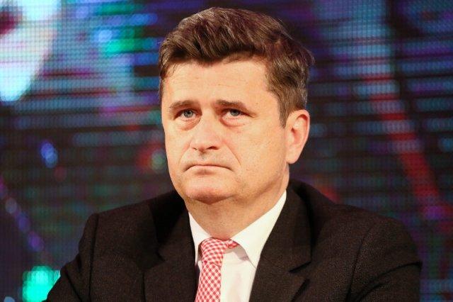 Janusz Palikot powiedział, że nie jest zwolennikiem adopcji dzieci przez osoby homoseksualne