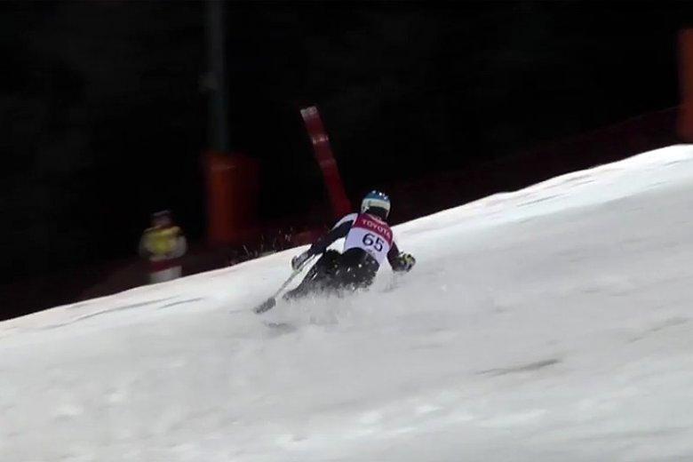 Igor Sikorski został brązowym medalistą Igrzysk Paraolimpijskich w Pjongczangu.