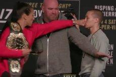 Joanna Jędrzejczyk przegrała z Rose Namajunas podczas gali UFC.