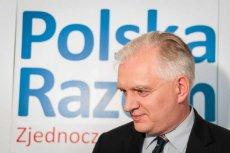 Jarosław Gowin mówi, że Polska mogłaby przyjąć kilka tysięcy uchodźców z Syrii, ale tylko nie-muzułmanów.