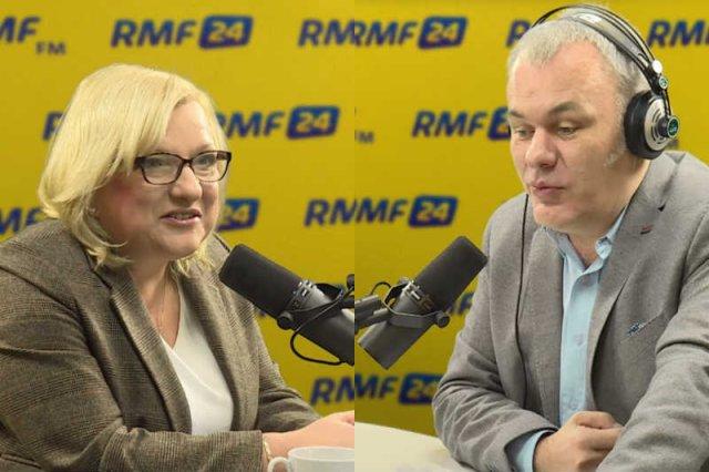 Beata Kempa i Robert Mazurek zapewnili słuchaczom RMF FM porannądawkę śmiechu.