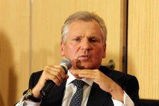 Na Aleksandra Kwaśniewskiego znów spadły zarzuty o publiczne wystąpienia pod wpływem alkoholu.