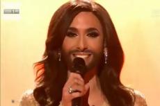 Conchita Wurst, czyli Thomas Neuwirth - austriacki wokalista, drag queen.