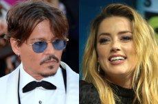 Johnny Depp i Amber Heard wciąż piorą publicznie swoje brudy