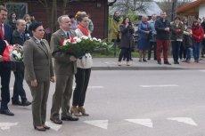 Olimpia Pabian (na pierwszym planie) została odwołana z funkcji dyrektora Białowieskiego Parku Narodowego