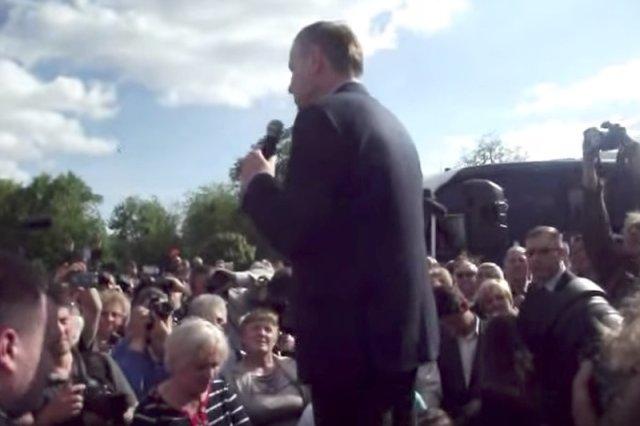 Andrzej Duda: –Chciałbym żeby wrócił wzajemny szacunek. Żeby nikt nie był wykluczony, żeby o nikim nie mówiono z pogardą.