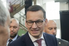 """Mateusz Morawiecki zapowiedział wzrost płacy minimalnej. Kwota może być związana jest z programem """"Rodzina 500 plus""""."""