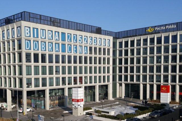 Postawili biurowiec za 177 milionów złotych, a teraz dramatycznie szukają najemców.