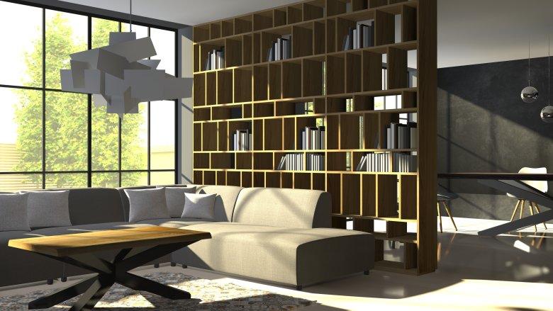 regał Multishelf Wood marki Metaform