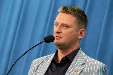 Andrzej Rozenek w Sejmie