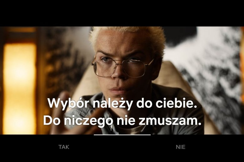 Interaktywny Film Na Netflixie Czarne Lustro Bandersnatch To